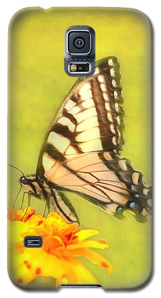 Butterfly Galaxy S5 Case by Marion Johnson