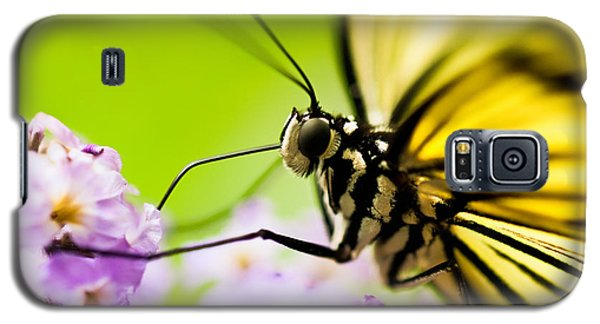 Butterfly Galaxy S5 Case by Sebastian Musial