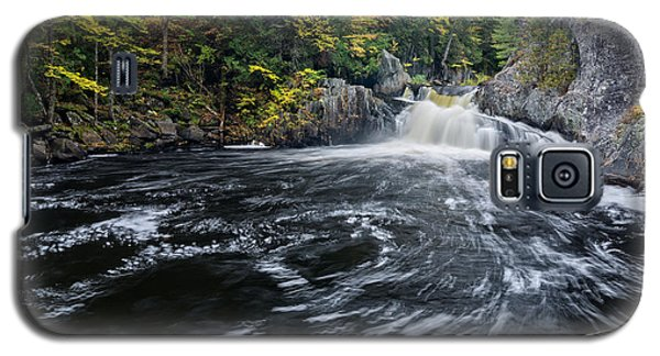 Buttermilk Falls Gulf Hagas Me. Galaxy S5 Case