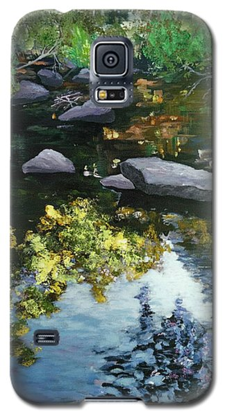 By The Creek Galaxy S5 Case