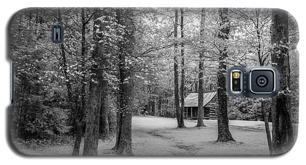 Cabin In Cades Cove Galaxy S5 Case
