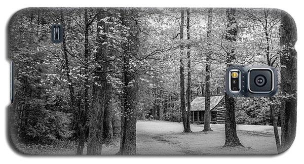 Cabin In Cades Cove Galaxy S5 Case