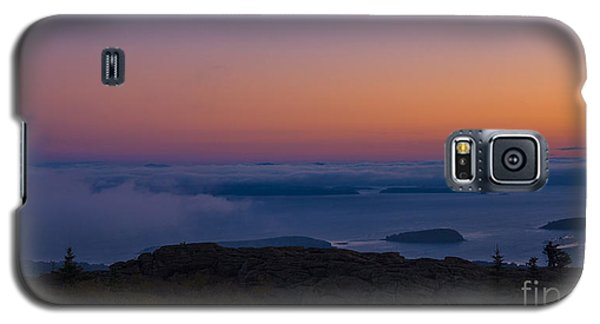 Cadillac Mountain Sunset.  Galaxy S5 Case