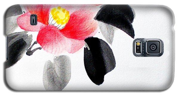 Camellia / Tsubaki Galaxy S5 Case