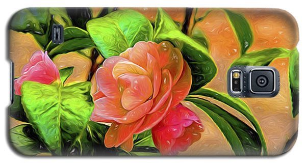 Camellia Candy Galaxy S5 Case