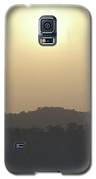 Cameroon Sunrise Africa Galaxy S5 Case