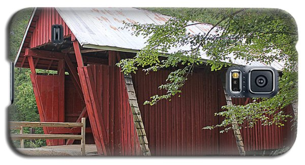 Campbell's Covered Bridge Galaxy S5 Case