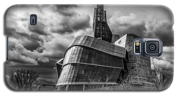 Canadian Museum For Human Rights Galaxy S5 Case