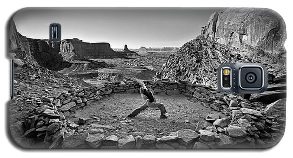Canyonlands Kiva Galaxy S5 Case