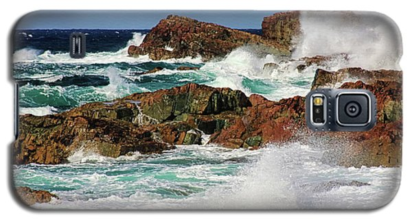 Cape Bonavista, Newfoundland Galaxy S5 Case