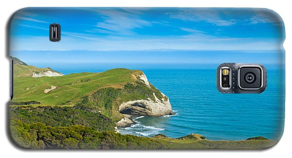 Cape Farewell Able Tasman National Park Galaxy S5 Case