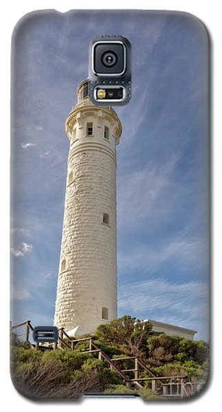 Galaxy S5 Case featuring the photograph Cape Leeuwin Lighthouse by Ivy Ho