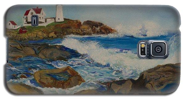 Cape Neddick Galaxy S5 Case