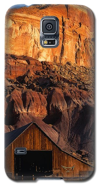Capitol Reef National Park, Ut Galaxy S5 Case