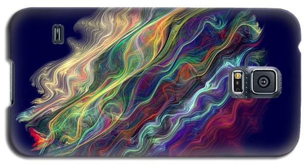 Captive Waves Galaxy S5 Case