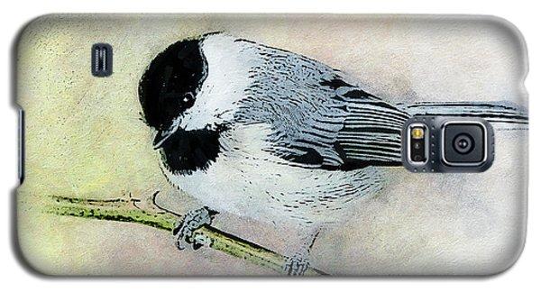 Carolina Chickadee Galaxy S5 Case