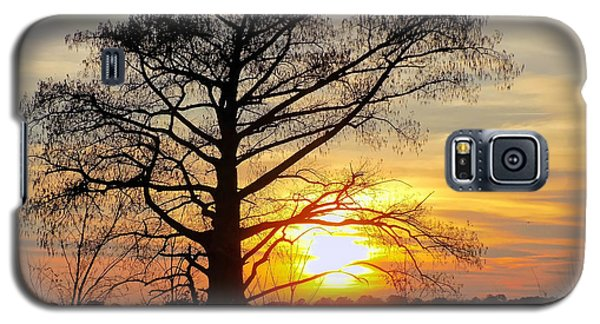 Carolina Sunset Galaxy S5 Case by Victor Montgomery