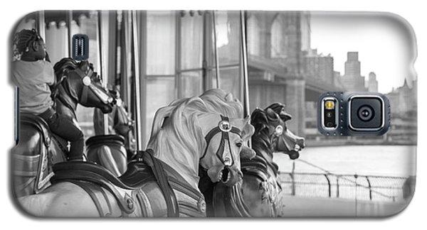 Carrousel Nyc Galaxy S5 Case