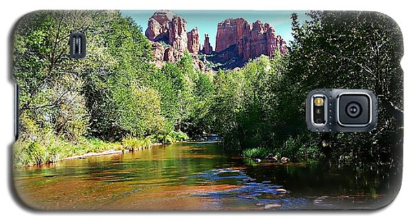 Cathedral Rock - Sedona, Arizona Galaxy S5 Case