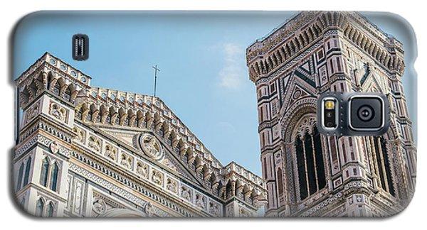 Cattedrale Di Santa Maria Del Fiore Is The Main Church Of Floren Galaxy S5 Case