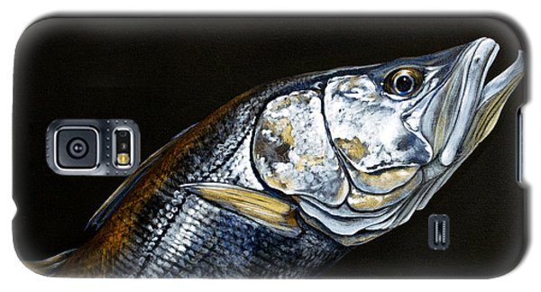 Caught In The Surf Snook Galaxy S5 Case