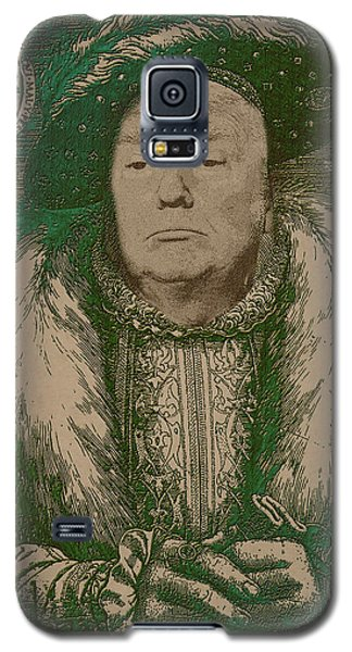 Celebrity Etchings - Donald Trump Galaxy S5 Case
