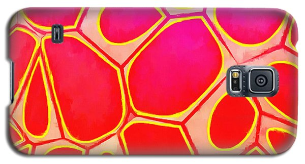 Beautiful Galaxy S5 Case - Cells Abstract Three by Edward Fielding
