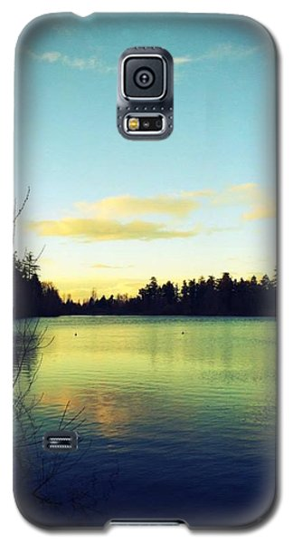 Center Of Peace Galaxy S5 Case