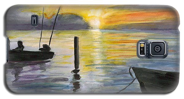 Chesapeake Sunset Galaxy S5 Case