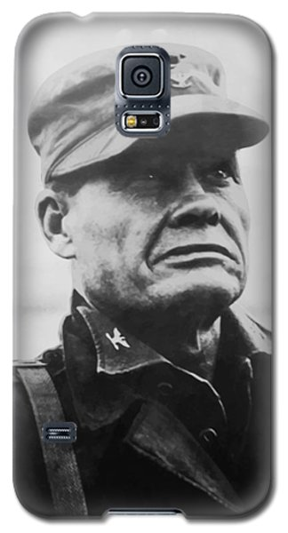 Chesty Puller Galaxy S5 Case by War Is Hell Store