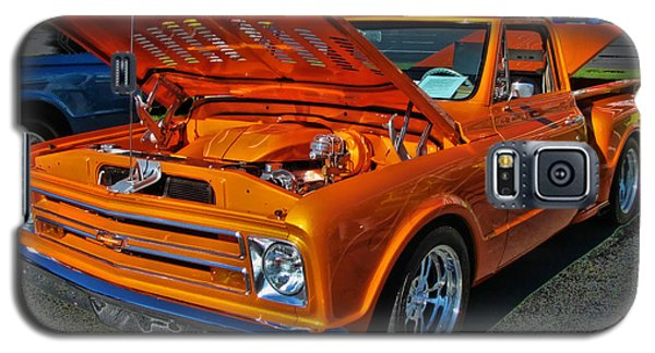 Chevy Stepside Galaxy S5 Case by Victor Montgomery