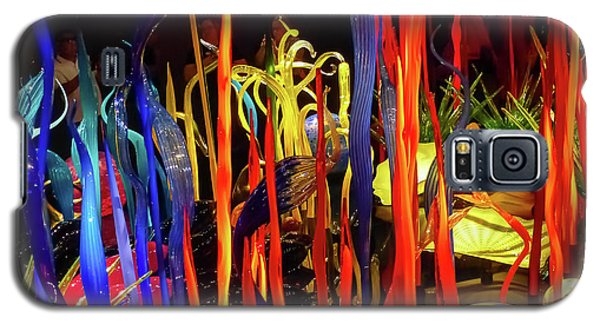 Chihuly Garden And Glass Exhibition Galaxy S5 Case
