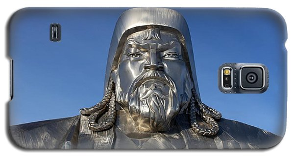 Chinggis Khan/tsagaan Sar Galaxy S5 Case