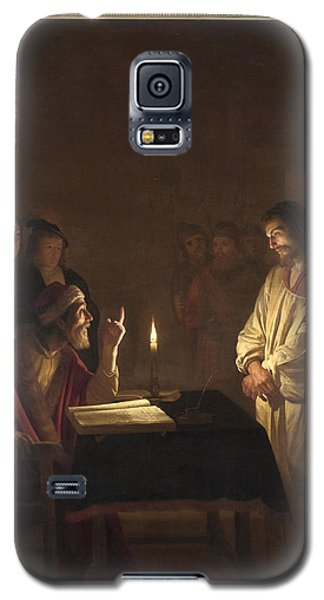 Christ Before The High Priest Galaxy S5 Case