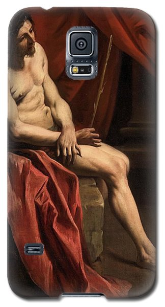 Christ Mocked Galaxy S5 Case