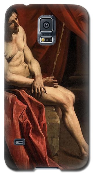 Christ Mocked Galaxy S5 Case