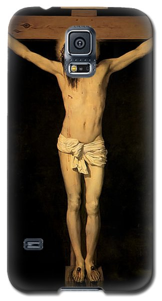 Christ On The Cross Galaxy S5 Case