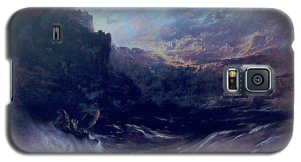 Christ Stilleth The Tempest Galaxy S5 Case