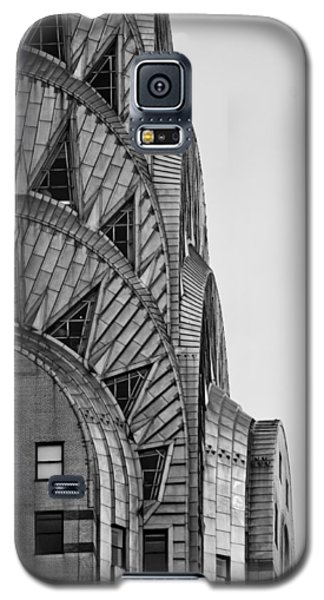 Chrysler Building Galaxy S5 Case by Michael Dorn