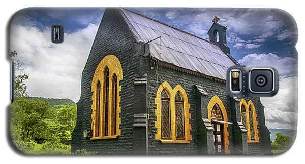 Galaxy S5 Case featuring the photograph Church by Charuhas Images
