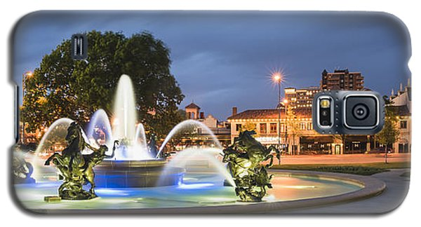 City Of Fountains Galaxy S5 Case