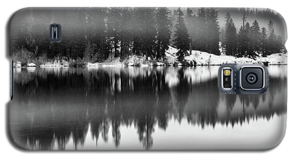 Galaxy S5 Case featuring the photograph Clear Lake by Cat Connor