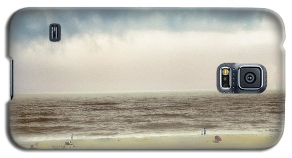 Clearing Storm Montauk Galaxy S5 Case