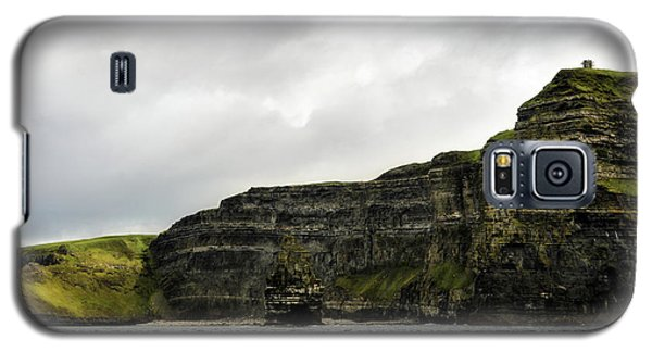 Galaxy S5 Case featuring the photograph Cliffs Of Moher From The Sea by RicardMN Photography