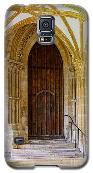 Cloisters, Wells Cathedral Galaxy S5 Case