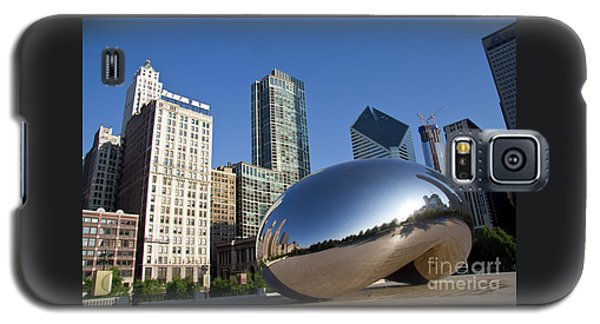 Cloudgate Reflects Galaxy S5 Case