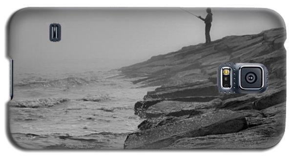 Coastal Solitude Galaxy S5 Case