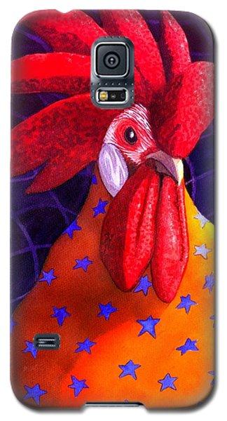 Cock A Doodle Dude Galaxy S5 Case