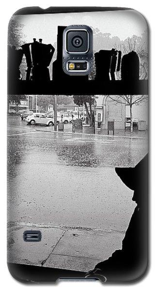Coffee In The Rain Galaxy S5 Case