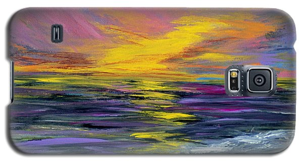 Collection Art For Health And Life. Painting 8 Galaxy S5 Case